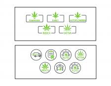 Иконки для сайта семян конопли