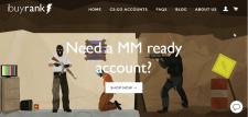 iBuyRank - Shopify магазин по продаже эккаунтов CS