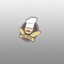 """Логотип """"Два зерна"""""""