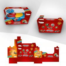 Коробка для іграшки