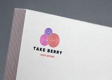 Логотип Take Berry