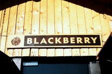 крафт-бар «BLACKBERRY»