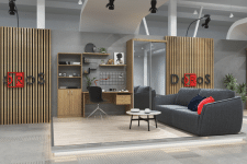 Выставочный стенд мебельной компании