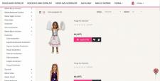 """Наполнение сайта """"Товары для детей Toyzilla.net"""""""