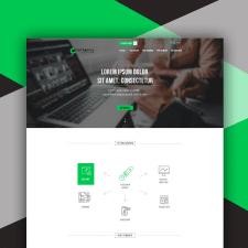 Дизайн сайта агентства