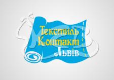 Логотип Текстиль Контакт Львов