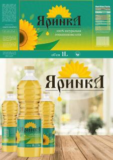 Логотип и концепт этикетки