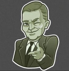 Персональный стикер в телеграм