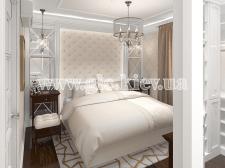 Квартира в ЖК Лыбидь. Спальня