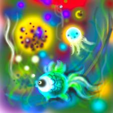 submarine world