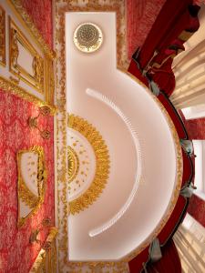 Банкетка Потолок
