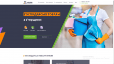 Создание landing page для Компании Miшок
