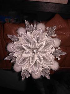 Обруч Сніжинка