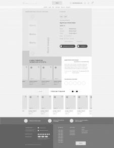Прототип магазину USW Desktop