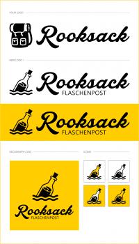 Логотип для Rooksack