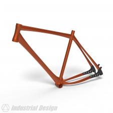 Велосипедная рама.