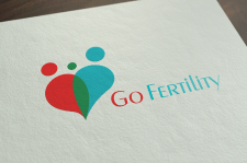 "Логотип для ""Go fertility"""