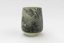 Vase en dolomite