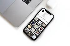 Оформление бесконечной ленты в Instagram