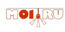 Логотип сайта M01