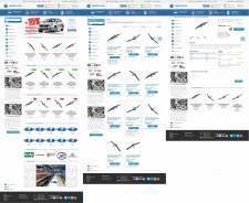 Интернет магазин автодеталей для автомобиля ВАЗ