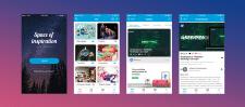 Мобильное приложение для дизайнеров. Платформа IOS