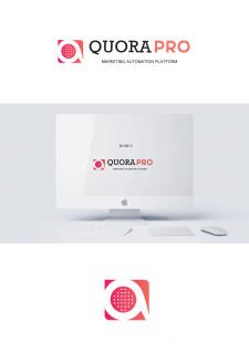 вариант логотипа для макетинг платформы