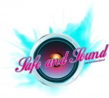 """""""Safe&sound"""" logo2"""