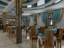 """Ресторан """"Мандарин"""" в Бершади"""