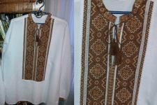 Вышитая рубашка (Українська вишиванка)
