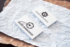 Логотип для авіа фотографа