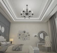 Современная классика, спальня