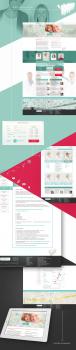 Стоматологическая клиника, корпоративный сайт