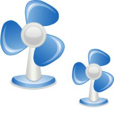 Иконки вентилятор