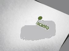 """Логотип  магазин белья и домашней одежды """"Incanto"""""""