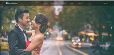 Сайт-визитка профессионального фотографа