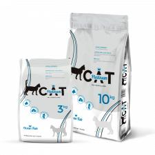 Упаковка сухого корма для котов