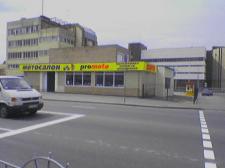 мотомагазин-щитовая фасадная реклама 14 метров