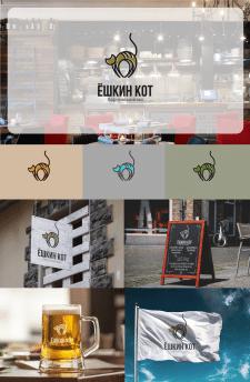 лого ёшкин кот