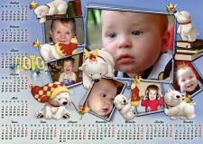 калаж,календарь