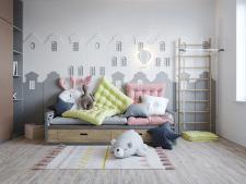 Дизайн 3-х комнатной квартиры в Киеве