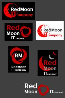 лого Red Moon