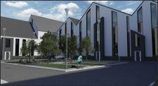 Визуализация жилого комплекса AURA