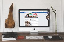 Оформление шапки профиля Facebook