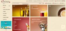 Сайт элекронной комерции для продажи алкоголя