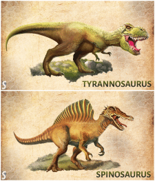 Динозаври.