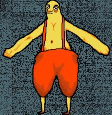 Персонаж для проекта