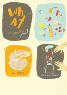 Рецепт-комикс