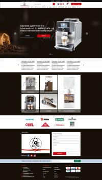 Интернет-магазин кофе машин