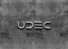 Конкурсная работа логотип компании UDEC